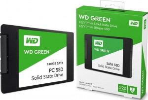 WD Green 120 GB SSD